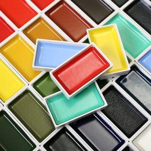 Värit / Colors